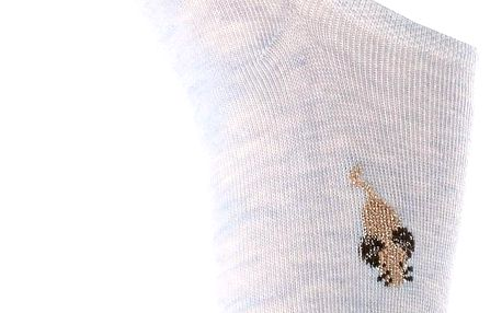 Aura.Via Dámské ponožky NDD6236BL Velikost: 35 - 38
