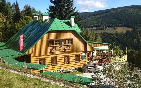 Za krásami Krkonoš: horský penzion se snídaní
