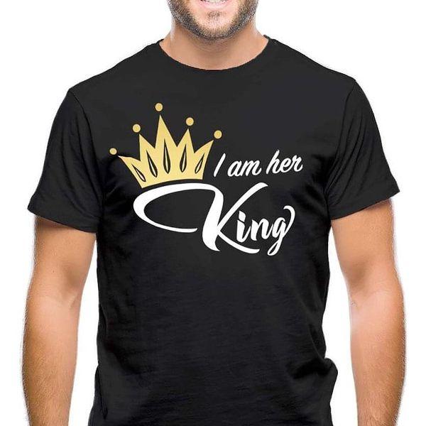 King | Velikost: S | Černá5