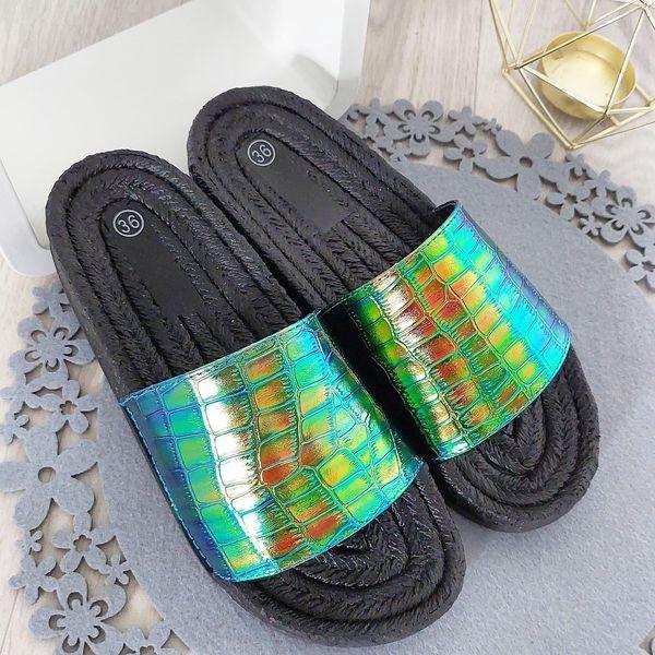 Timelook fashion Letní pantofle TVL-1B Velikost: 39 (25 cm)2