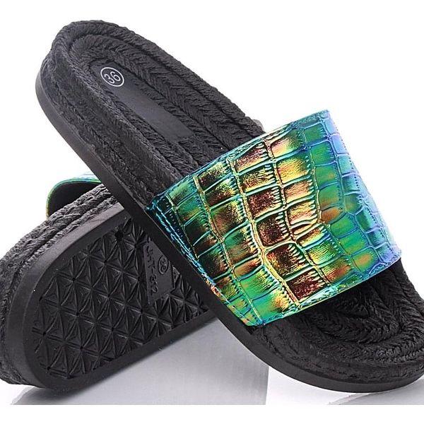 Timelook fashion Letní pantofle TVL-1B Velikost: 39 (25 cm)4