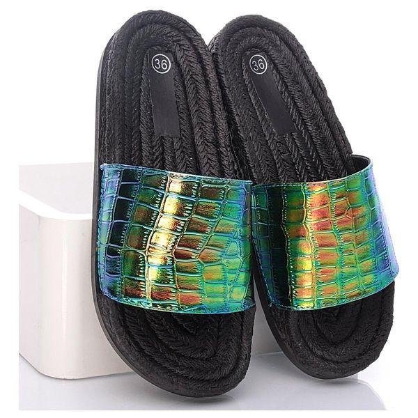 Timelook fashion Letní pantofle TVL-1B Velikost: 39 (25 cm)