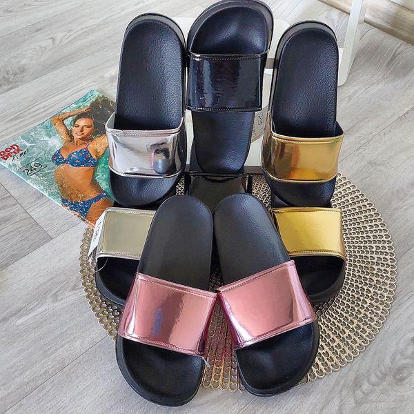 Dámské pantofle černé 2048B Velikost: 38 (24,5 cm)3