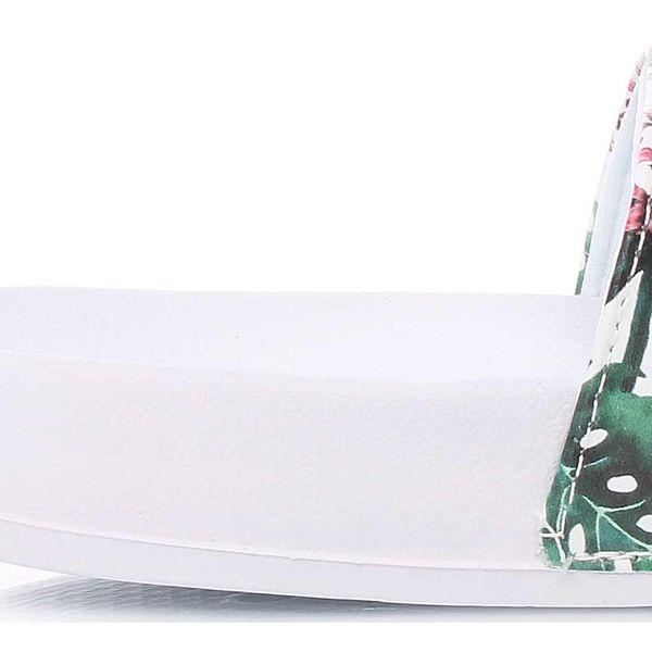 Dámské letní pantofle 6812WH Velikost: 41 (26,5 cm)5