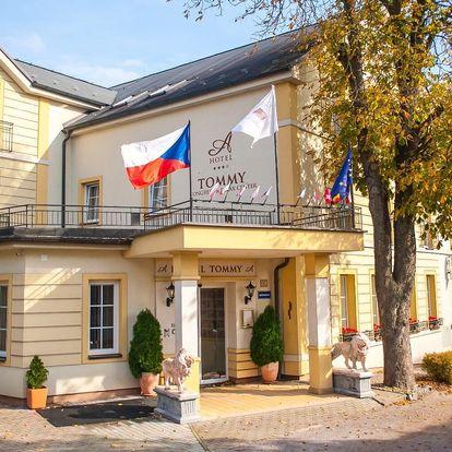 Dotek ráje: wellness pobyt nedaleko Adršpachu