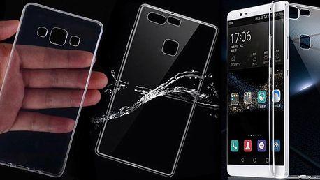 Ochranné pouzdro a sklo na mobily Honor a Huawei
