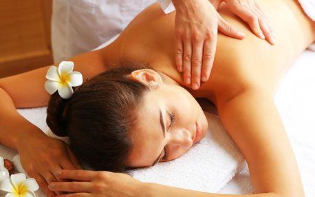 Originální thajská masáž ANTI-AGE s ryzím zlatem