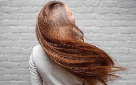 Brazilský keratin pro všechny délky vlasů