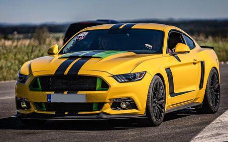 Řidičem ve Ford Roush Mustang GT: 15-60 minut