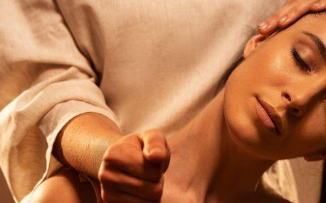 Relaxační balíček: 90 min. božské masáže proti únavě
