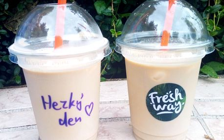 2x ledová káva i se zmrzlinou nebo kávy s příchutí