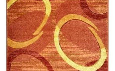 Spoltex Kusový koberec Florida 9828/05 orange