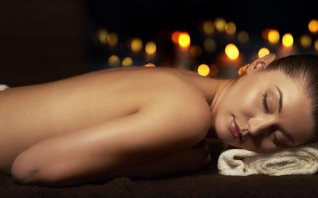 Speciální relaxační masáž v délce 60 nebo 90 minut