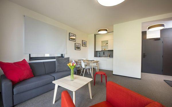 Jednopokojový apartmán - pobyt se snídaní | 2 osoby | 3 dny (2 noci)2