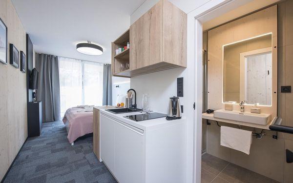 Jednopokojový apartmán - pobyt se snídaní | 2 osoby | 3 dny (2 noci)5