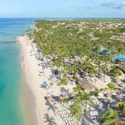 Dominikánská republika - La Romana - Bayahibe letecky na 9-16 dnů, all inclusive