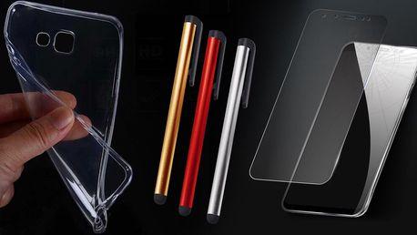 Tvrzená skla a pouzdra na iPhone: různé modely