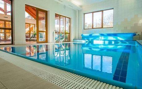 Podzim v Jeseníkách: Penzion Praděd Thamm *** s wellness (bazén, vířivka, sauna), welcome drinkem a polopenzí