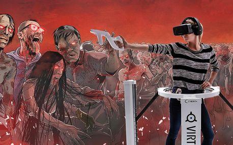 Pohlcující: Přežijte útok zombie ve virtuální realitě