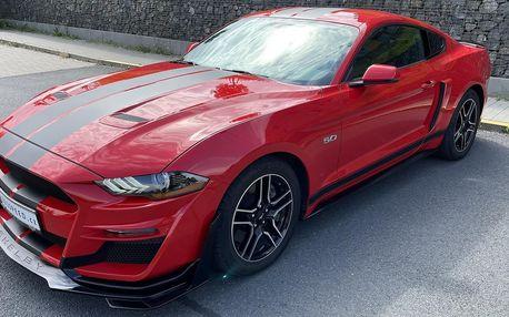 Pořádná jízda: Ford Mustang Shelby až na 24 hodin