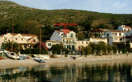 Chorvatsko, Drvenik: Apartment Ozana