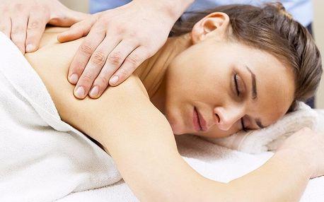Relax pod rukama nevidomého: kombinované masáže