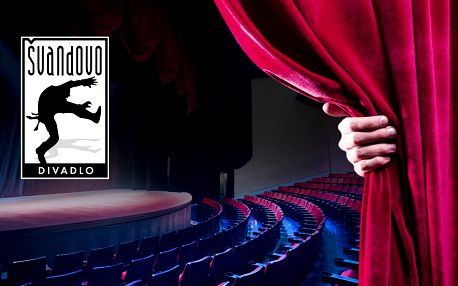 40% sleva až na 4 vstupenky do Švandova divadla