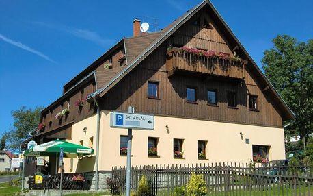 Bedřichov, Liberecký kraj: Pension Hela