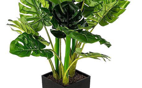 Umělá rostlina v květináči Jillian, 65 cm