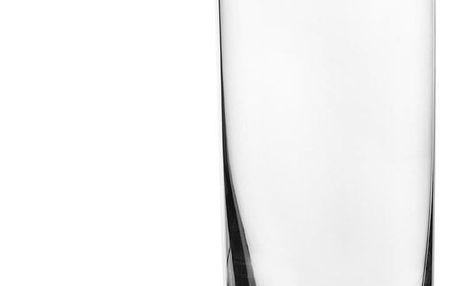 Crystalex Skleněná váza, 10,5 x 25,5 cm