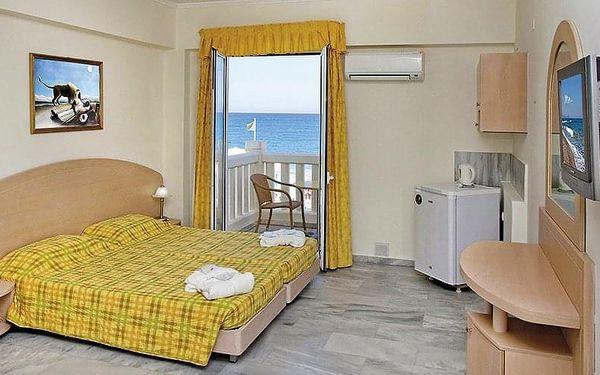Hotel Jo-An Beach, Kréta, letecky, polopenze2