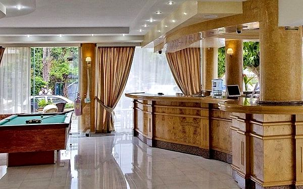 Hotel Jo-An Beach, Kréta, letecky, polopenze4