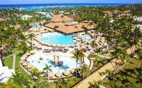 Dominikánská republika - Punta Cana letecky na 11-12 dnů, all inclusive