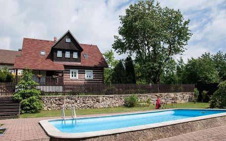 Liberecký kraj: Chalupa Nad Popelkou