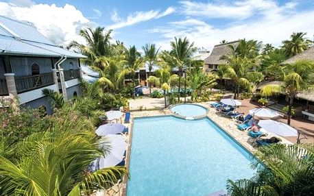 Mauricius - Trou aux Biches letecky na 7-15 dnů, all inclusive