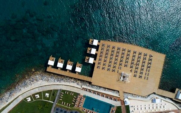 Kaya Palazzo Resort, Severní Kypr, Kypr, Severní Kypr, letecky, plná penze3