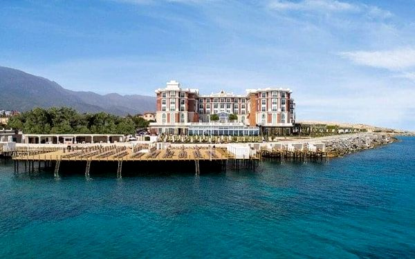 Kaya Palazzo Resort, Severní Kypr, Kypr, Severní Kypr, letecky, plná penze4