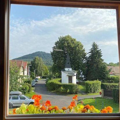 Ústecký kraj: Bílka 33 - Village home in the Czech Central Highlands