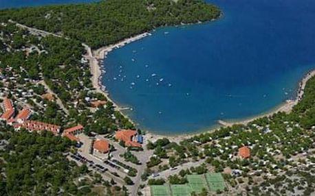 Dovolená v apartmánech a studiích Jezera Village, ostrov Murter, Chorvatsko