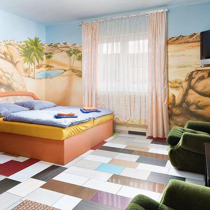 Pobyt na Chodsku v pokoji s vlastní saunou