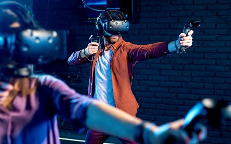 Virtuální realita na nejmodernějším zařízení v Plzni
