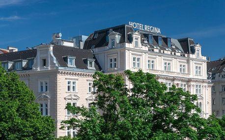 Rakousko - Vídeň na 4-8 dnů, snídaně v ceně