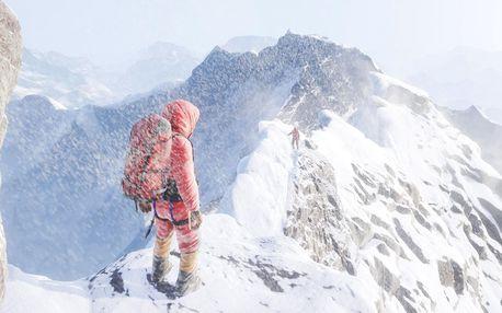 Zdolejte Mount Everest ve VR: 50 minut pro 2 osoby