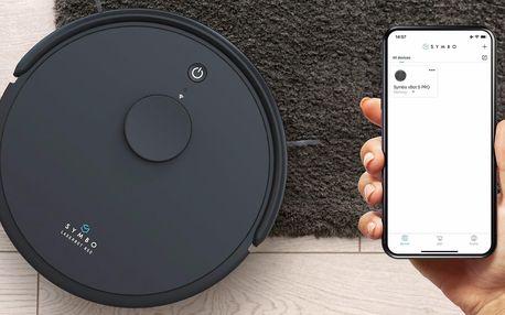 Robovysavač: WiFi, laserová navigace a CZ aplikace