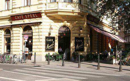 Rakousko - Vídeň na 4-7 dnů, snídaně v ceně