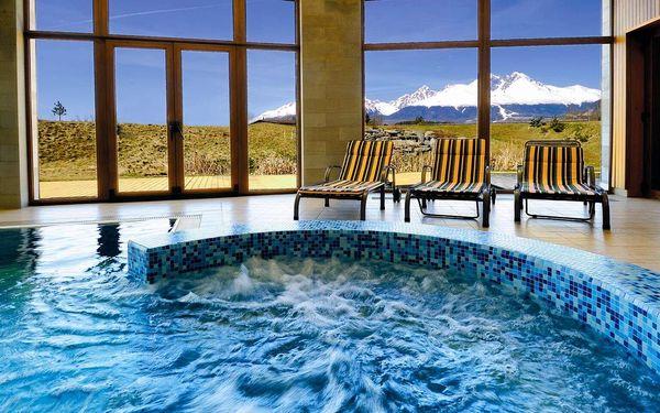 Hotel International **** s úžasným výhledem na Tatry