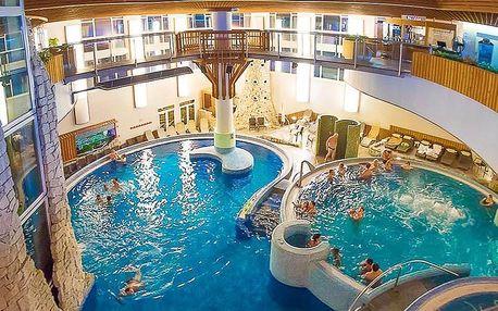 4* Hotel MenDan Magic Spa & Wellness s polopenzí