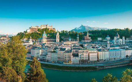 4* Hotel Austria Trend Europa 1 km od centra se snídaní