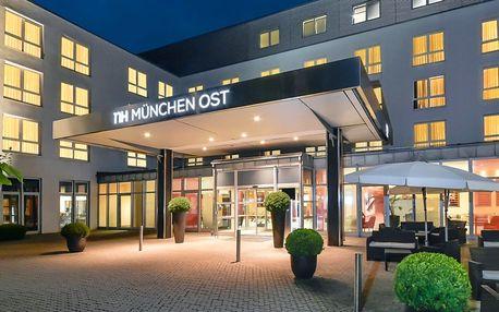 4* Hotel NH München Center v Mnichově se snídaní