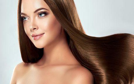 Brazilský keratin pro zdravé a lesklé vlasy